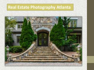 Real Estate Photography Atlanta