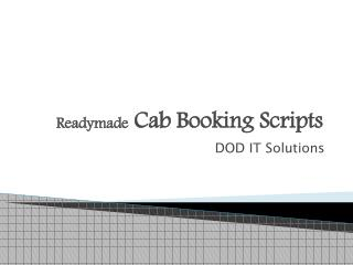 Cabs Booking System | Taxi Booking Script | OLA Clone | Uber Clone | Cab Reservation System - Cab Booking Script