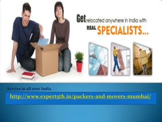 Expert5th Movers and Packers in Chennai - Local & Long Distance Relocation Services
