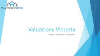 Australian property valuations | free property valuation