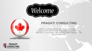 Pragati Consulting Visa Consultants Delhi