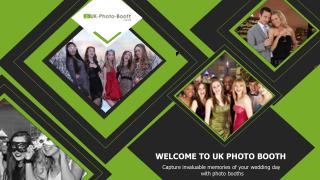Photo Booth Hire Edinburgh