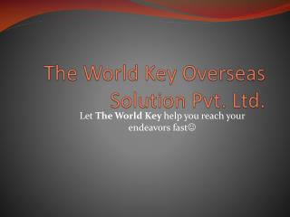 The world key Mohali