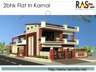2BHK Flat In Karnal