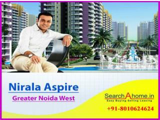 Nirala Aspire 2 Bhk Flats for Sale In Greater Noida West