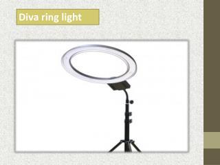 diva ring light