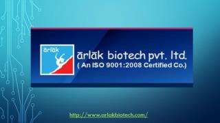Arlak Biotech | Top PCD Pharma/Pharmaceutical
