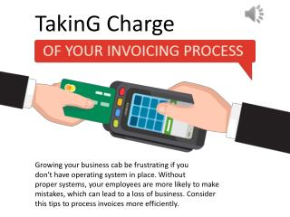 Automate Your Invoicing Process