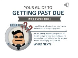 Collecting Late or Unpaid Invoices
