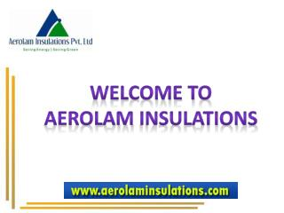 Reflective Bubble Insulation Exporters India