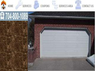 Emergency Garage Door Repair Charlotte NC