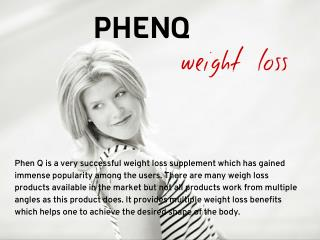 PhenQ Best Weight Loss Pills