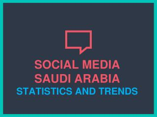 Twitter and Facebook Usage in Saudi Arabia