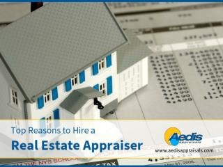 Benefits of Hiring a Real Estate Appraiser in Vancouver