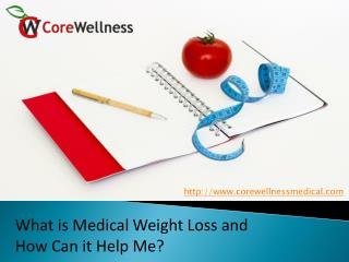 What is Medical Weight Loss and How Can it Help Me?