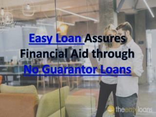 Guaranteed Loans No Guarantor