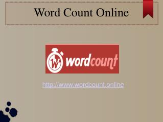 4 Online Tools to Improve Your Writing – Word Count Tool