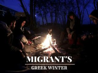 Migrant's Greek winter