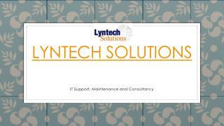 Lyntech Solutions