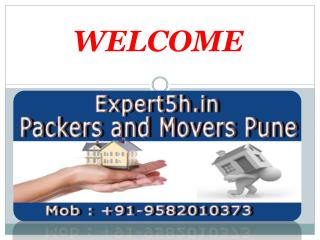 Choosing Movers and Packers Pune Expert Solutions for your Move Call Expert5th.com