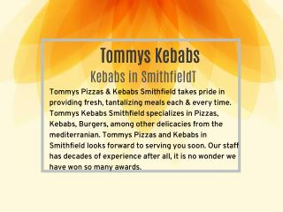 Tommys Kebabs