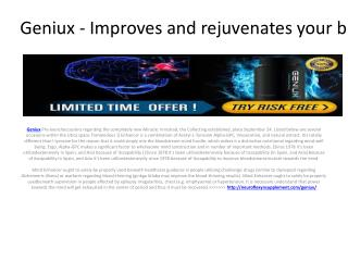 Geniux - Enhances your short term memory