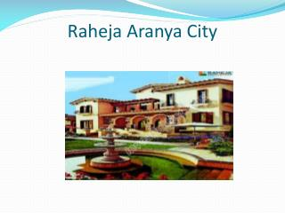 Raheja Aranya City | 9717841117 | Raheja Aranya City Plots