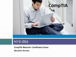 Pass4sure N10-006 Exam