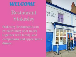 Traditional Fish And Chips Stokesley