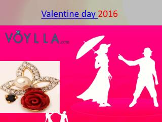Valentine Day Gifts 2016