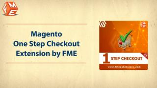 OnePage Checkout Extension for Magento | FMEextensions