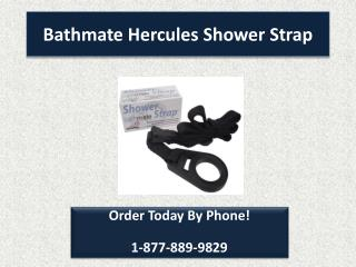 Bathmate Hercules Shower Strap