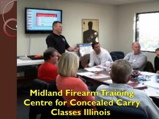Midland Firearm Training Centre for concealed carry classes Illinois