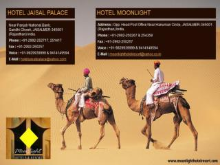 Jaisalmer Desert Camp | Restaurants in Jaisalmer