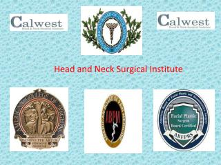 Head & Neck Surgical Institute