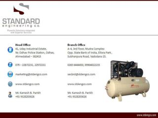 Air Compressor Parts | Air Compressor Accessories