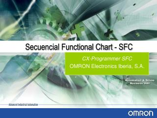 Secuencial Functional Chart - SFC