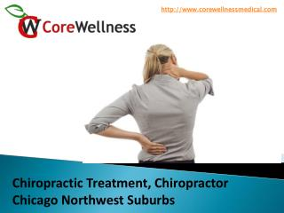 Chiropractic Treatment - Pain Management