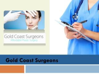 Rhinoplasty Gold Coast