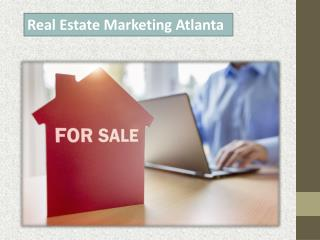 Real Estate Marketing Atlanta