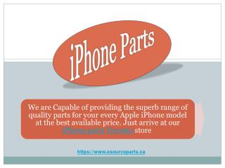 iphone parts | iphone parts Canada | iphone parts Toronto | apple iphone parts