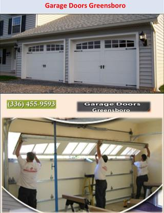 Garage Door Repair - Garagedoorrepairgreensboronc.com