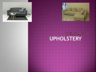 Upholstery | Blinds And Curtains In Dubai Online Provider At Good Cost