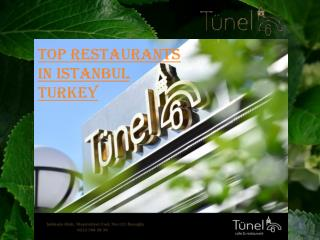 Cafe istanbul lunch menu