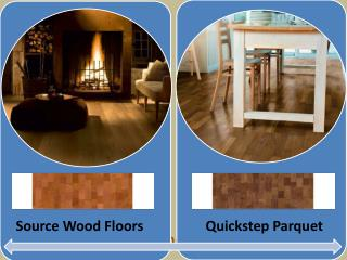 Unfinished Quickstep Parquet Flooring Uk - Source Wood Floors