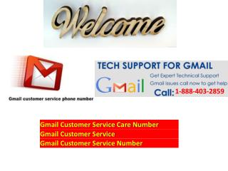 Gmail Customer Care Technical Support Helpdesk