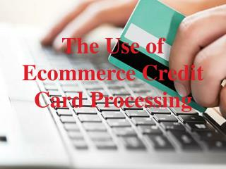 Virtual Merchant services is the existing Market Trend in Merchant Services