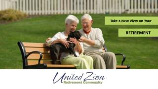 United Zion Retirement Community