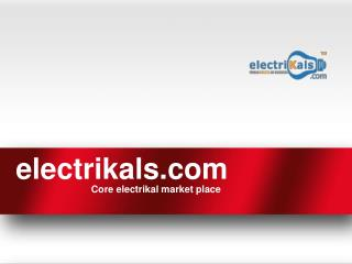 Buy Havells Capacitors online | electrikals.com