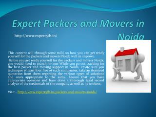 Fast and Forward Movers in Noida